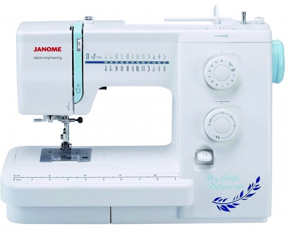 JANOME MyStyle DELUXE 500