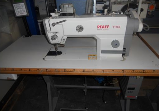 Pfaff 1183 cf occasion n 2 france general machines for Machine a coudre occasion
