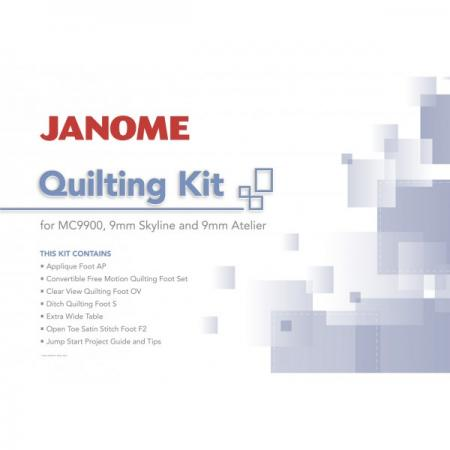 Kit Quilting 9mm